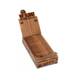 Raw 1/4 Caja 24 librillos