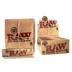 Raw King Size Slim Caja 50...