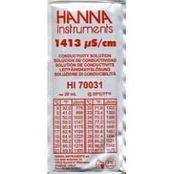 Liquido calibrador HANNA EC...