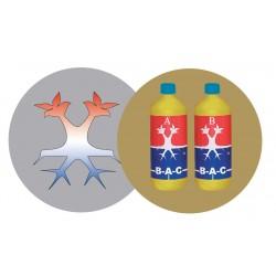 B.A.C Coco A+B Grow 1 litro