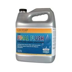 Final Flush 1 L.