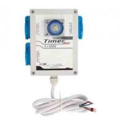 Temporizador eléctrico multibase 9 x 600W