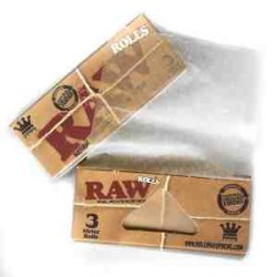 Papel Raw Rolls 3 metros