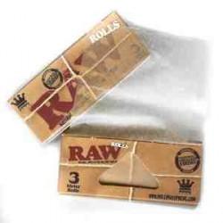 Papel Raw Rolls 3 metros