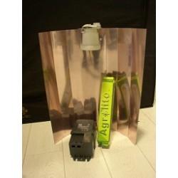 Kit Iluminaria 250W Agrolite Gro&Flo