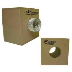 Caja de madera antiruido 125 Twister Vents