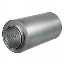 Silenciador Twister Vents SR 125/900