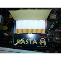 200 Cigarrillos vacios para rellenar RASTA