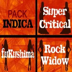 Pack Indica 2+2+2 semillas