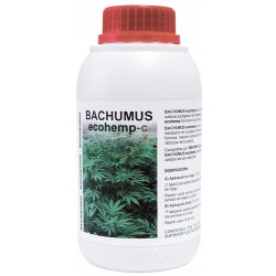 Bachumus ecohemp Crecimiento 500 ml.