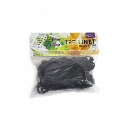 Malla elástica de entutorar Trellinet 120 x 120
