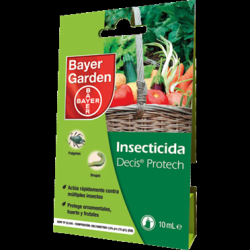 Insecticida polivalente DECIS PROTECH 10 ml.