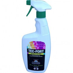 Tec-Fort Spray (piretrina) 750 ml