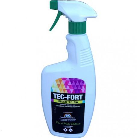 Tec-Fort Spray (piretrina) 750 ml