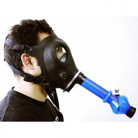 Bong máscara de gas ajustable