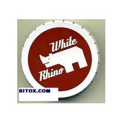 Caja Metálica tabaco Greenclack White Rhino
