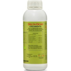 Delta Ocho 1 litro, Abono crecimiento Cannabiogen