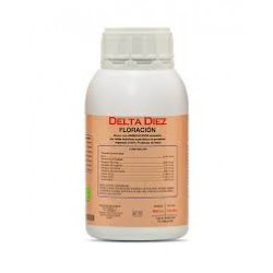 Delta Diez 1 litro, abono floración Cannabiogen