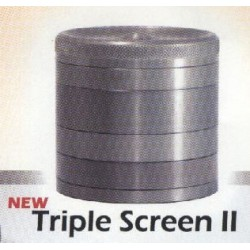Mixnball triple screen