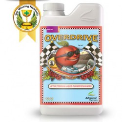 Overdrive 500 ml.