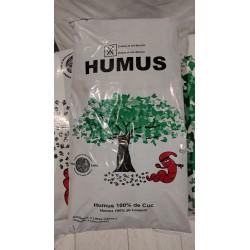 Humus de Lombriz saco de 3L (2 kgs)