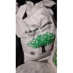 Humus de Lombriz saco de 40L (25 kgs)