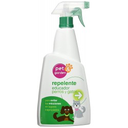 Flower Repelente Perros Y Gatos Pet Garden 750 ml.