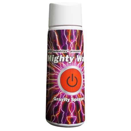 Mighty Wash Gravity Sprayer 330 ml. NPK