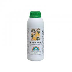 Acido cítrico 1 litro, Trabe