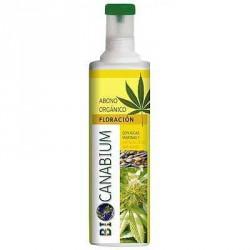 BIO CANABIUM, Abono orgánico con algas marinas / ESPECIAL FLORAC