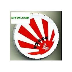 Caja Metálica tabaco Greenclack Japones